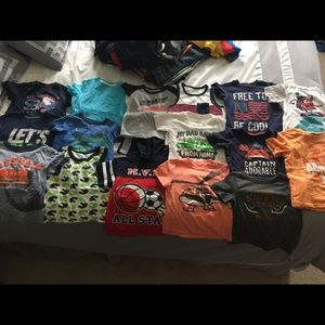 Other - 2T bundle of shirts, tanks and a Nike matching set